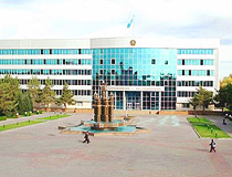 Taldy-Kurgan city administration