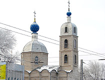 Taraz city church