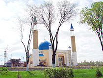 Taraz city, Kazakhstan mosque