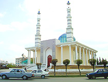 Uralsk city, Kazakhstan mosque