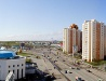 Astana city street view