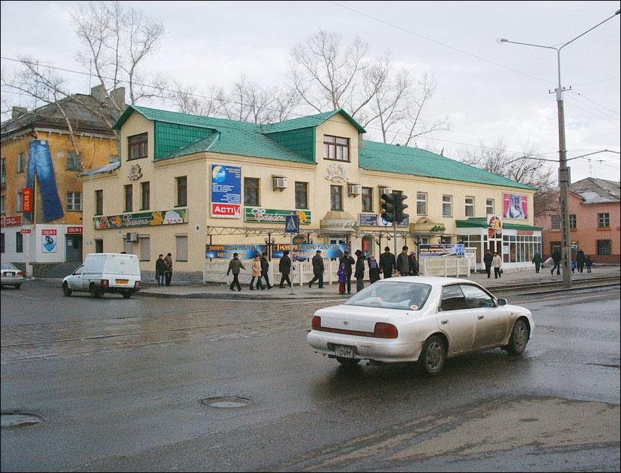 El hospital de Múrmansk regional la sección la cirugía vascular